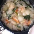 鶏だしが美味しい!命のスープ