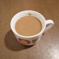 会社に!金柑の蜂蜜煮で生クリーム入りコーヒー