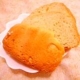 米粉&豆乳入り♪薄力粉で作るモチモチHB食パン