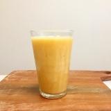 バナナとオレンジのフレッシュジュース♪