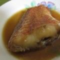 南高梅でさっぱり!赤魚の煮つけ