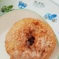 キャロブで米粉の焼きドーナツ♪グルテンフリーで