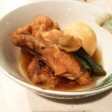 お酢で吸収力アップ✳︎鶏と卵のさっぱり煮