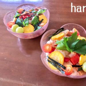 【★フレッシュ野菜とお素麺★】