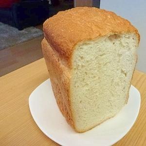 ほんのり甘くて軽めの食パン