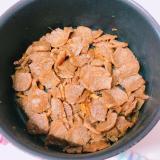 大豆ミート しぐれ煮