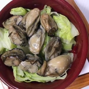 牡蠣キャベツ