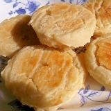 モチモチ食感☆ヨーグルトの簡単パン
