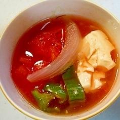 簡単で栄養いっぱい!トマトスープ