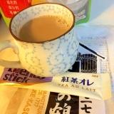 酒粕紅茶オレ