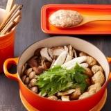 [ル・クルーゼ公式] 鶏つくね鍋