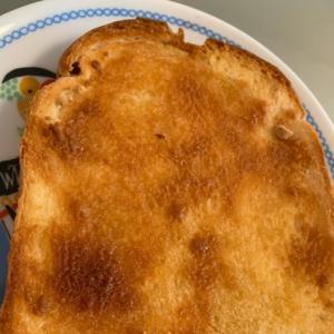 *メイプルきな粉トースト*