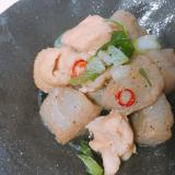 鶏ムネ肉とこんにゃくの炒り煮☆ピリ辛が旨し