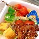 幼稚園のお弁当★おかず★牛肉の甘辛焼き