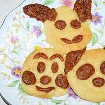 トースターで出来ちゃうサクサククッキー