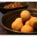 出汁醤油を使って簡単「 里芋の煮物 」