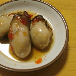 簡単♪牡蠣チリ