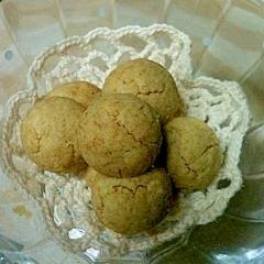 コーン&アーモンドのさっくりほろほろベジクッキー