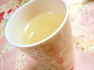 ホッコリしましょ❤林檎酢の蜂蜜ジンジャードリンク❤