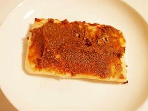 甘さと香ばしさ! 蜂蜜&はったい粉で♪焼酒粕おやつ