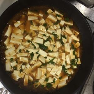 暑い夏にこそピッタシ麻婆豆腐