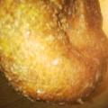 1個分☆バナナ揚げパン