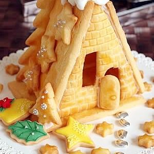 ヘクセンハウス(お菓子の家)
