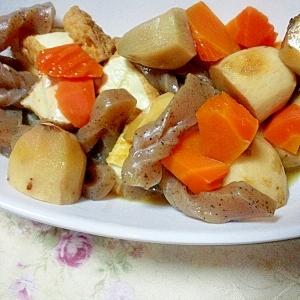 麺つゆで簡単母の味!第2弾♪小芋の煮物