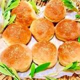 おから入りパン☆バンズ