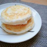 もちもち!米粉のヨーグルトパンケーキ