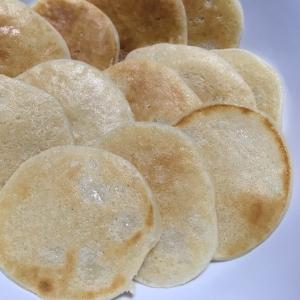 離乳食☆ヨーグルトパンケーキ