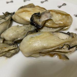 牡蠣のシンプルソテー