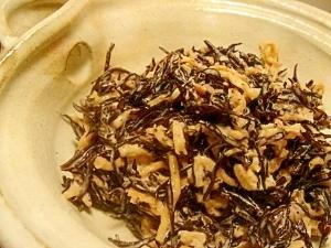 ひじきと切り干し大根の梅マヨサラダ