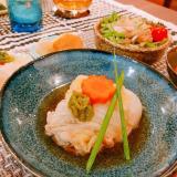 糖質制限☆豚と白菜のミルフィーユ蒸し