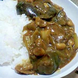 野菜たっぷり和風カレー