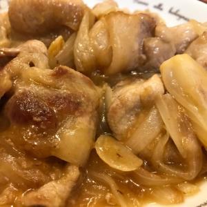 お肉が超柔らかい!「生姜焼き用豚肉の甘酢焼き」