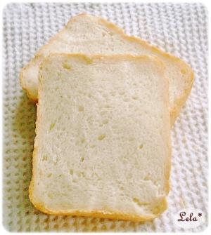 水飴入りフワフワ食パン