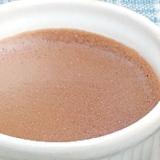 簡単&おいしい★濃厚チョコババロア
