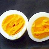 新しい卵でも、ゆで卵の殻をきれいにむく方法