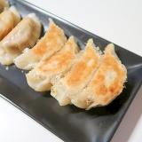 手作り餃子の焼き方☆チルド、冷凍の2パターンで