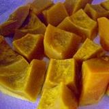 離乳食・お弁当に!角切りかぼちゃ