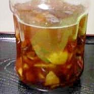 黒糖パイナップル酢