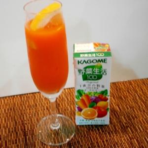 野菜ジュースで☆ソフトドリンク☆
