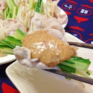 肉で巻き巻き☆シャキシャキ野菜
