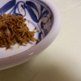 ご飯によく合う新生姜の佃煮■お弁当にもピッタリ■