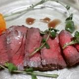 炊飯器で作る!簡単美味しいローストビーフ