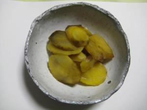 簡単!サツマイモの甘煮