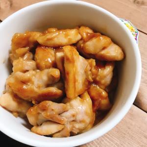 【お弁当にも】簡単 鯖の味噌煮リメイク もも肉炒め