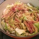 白菜と豚ロースのミルフィーユ鍋
