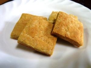 トースターで簡単おからクッキー